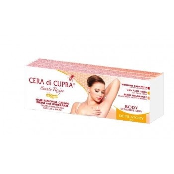 CERA di CUPRA - depilačný krém bikiny a podpazušie 100 ml CERA di CUPRA - 1