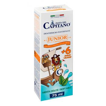 PASTA del CAPITANO - zubná pasta JUNIOR 6+ pasta del capitano - 1