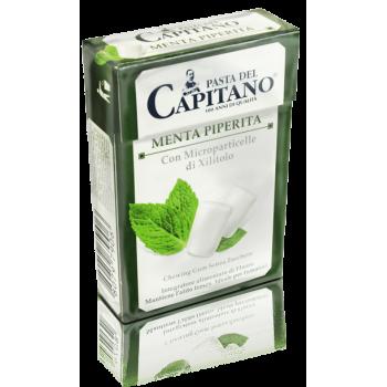 PASTA del CAPITANO - žuvačky s príchuťou mäty priepornej box 30 g /21 ks/ pasta del capitano - 1