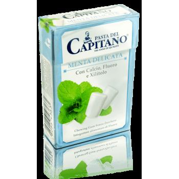 PASTA del CAPITANO - žuvačky s príchuťou mäty jemnej box 30 g /21 ks/ pasta del capitano - 1