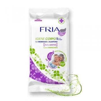 FRIA - upokojujúce čistiace telové utierky pre seniorov 24 ks FRIA - 1