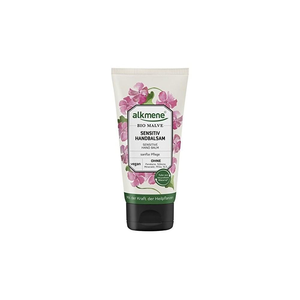 ALKMENE - BIO slezový balzam na ruky pre citlivú a suchú pokožku 75 ml Alkmene | Přírodní kosmetika - 1