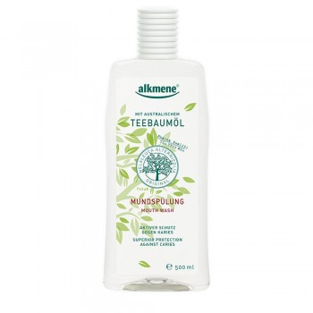 ALKMENE Tea Tree oil - ústna voda 500 ml  Alkmene | Přírodní kosmetika - 1