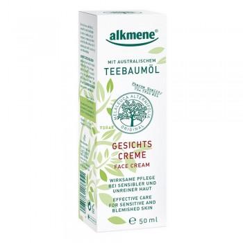 ALKMENE Tea Tree oil - pleťový krém 50 ml  Alkmene   Přírodní kosmetika - 1