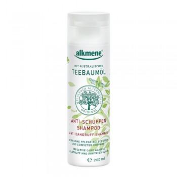 ALKMENE Tea Tree oil - šampón proti lupinám 200 ml Alkmene | Přírodní kosmetika - 1