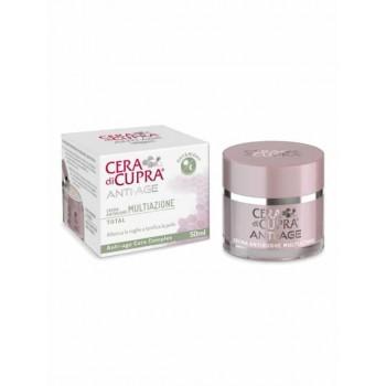 CERA di CUPRA - výživný krém proti vráskam s ošetrujúci komplexom vitamínov a účinných látok 50 ml CERA di CUPRA - 1