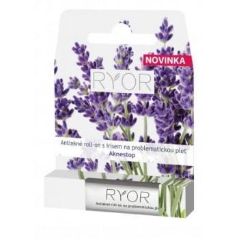 RYOR - AKNESTOP roll-on s irisom na problematickú pleť 5 ml RYOR - 1