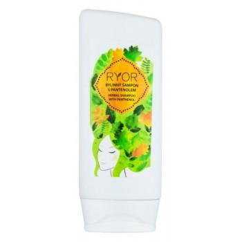 RYOR - HAIR CARE bylinný šampón s panthenolom 200 ml RYOR - 2