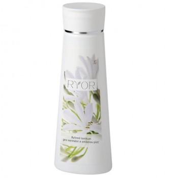 RYOR - CLEANSING & TONIZATION bylinné tonikum na normálnu a zmiešanú pleť 200 ml RYOR - 1