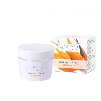 RYOR - KOENZYM Q10 denný krém s UV filtrami 50 ml RYOR - 1