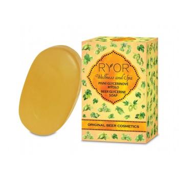 RYOR - WELLNESS AND SPA BEER COSMETICS pivné glycerínové mydlo 100 g RYOR - 1