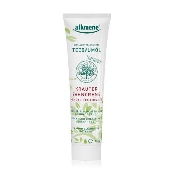 Alkmene TEA TREE  zubná pasta HERBAL 100ml Alkmene | Přírodní kosmetika - 1