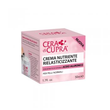Cera di Cupra elastický výživný krém s kyselinou hyaluronovou pre normálnu pleť 50 ml CERA di CUPRA - 1