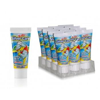 Silver Care zubná pasta junior Bubble gum 50ml SilverCare - 1