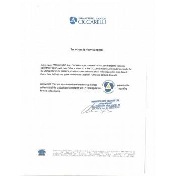 CERA di CUPRA – intenzívny výživný krém Rosa 75 ml CERA di CUPRA - 2